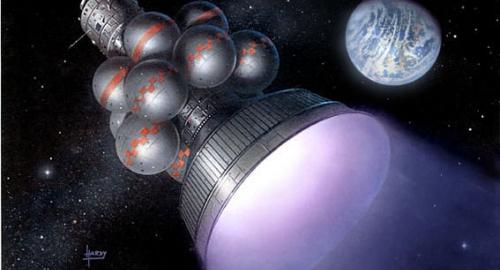 E' possibile la propulsione laser?
